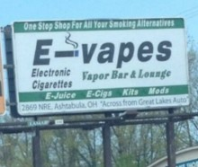E-Vapes Lounge