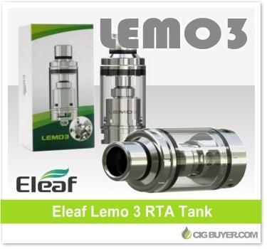 Eleaf Lemo 3 RTA Tank