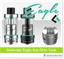 Geekvape Eagle Sub-Ohm Tank – $23.88