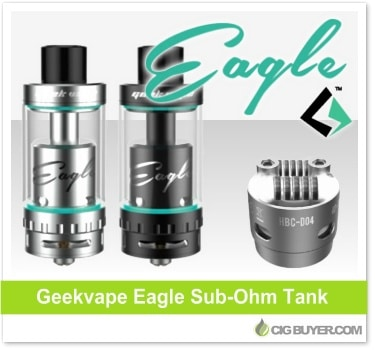 Geekvape Eagle Sub-Ohm Tank
