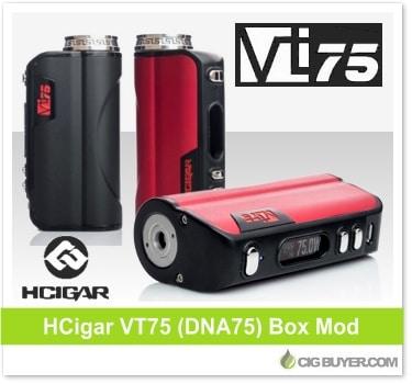 HCigar VT75 Box Mod