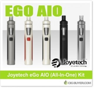 Joyetech eGo AIO E-Cig Kit – ONLY $13.29!