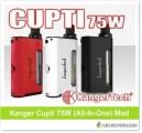 Kanger Cupti 75W Box Mod – $37.99