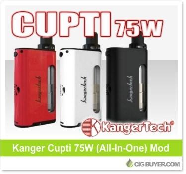 Kanger Cupti 75W Box Mod