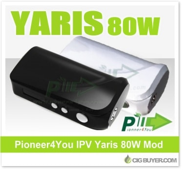 Pioneer4You IPV Yaris Box Mod