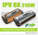 IPV 6X 215W Box Mod – $43.59