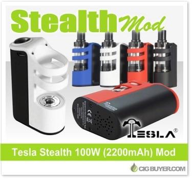 Tesla Stealth Mod / Kit (100W)