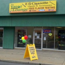 The Vapor Lounge
