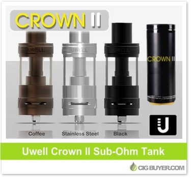 Uwell Crown 2 Tank
