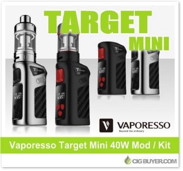 Vaporesso Target Mini 40W Mod / Kit