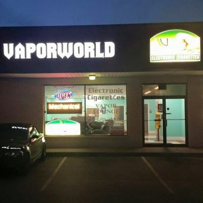 Vaporworld coupon code