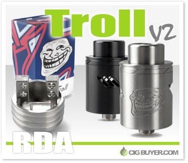 Wotofo Troll V2 RDA