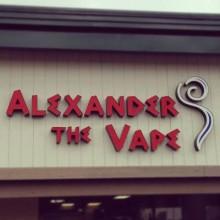 Alexander the Vape