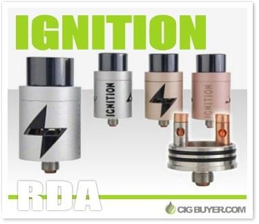 Congrevape Ignition RDA