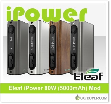 Eleaf iPower 80W Box Mod