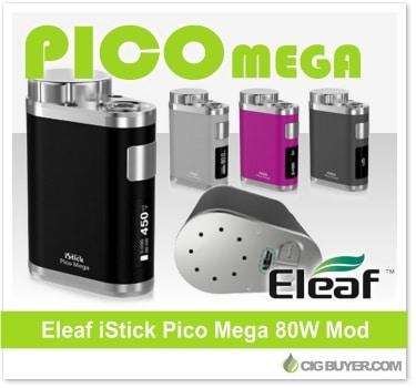 Eleaf iStick Pico Mega Mod / Kit
