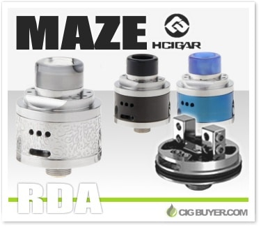 HCigar Maze RDA Atomizer