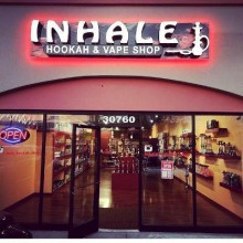 Inhale Hookah and Vape