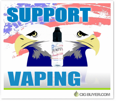 Jvapes Freedom E-Liquid - Support Vaping!