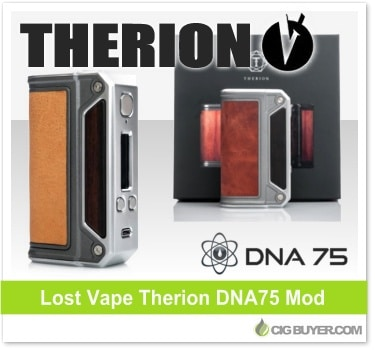 Lost Vape Therion DNA75 Box Mod