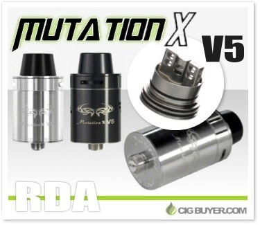 Mutation X V5 XL RDA