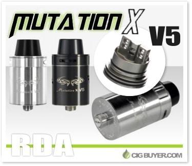Mutation X V5 XL RDA