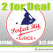 Perfect Hit E-Juice 2-FOR-DEAL – 2 x 120ml for $17.99