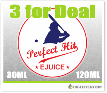 Perfect Hit E-Juice 3-FOR-DEAL