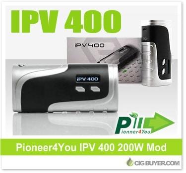 IPV 400 200W Box Mod