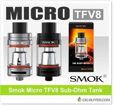 Smok Micro TFV8 Tank