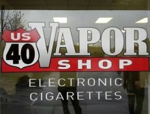 US 40 Vapor Shop