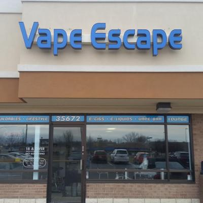 Vape Escape (Westland) Store Profile | Cig Buyer com