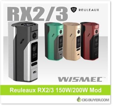 Wismec Reuleaux RX2/3 Box Mod