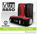 HCigar VT75 Nano (DNA75) Box Mod – $68.00