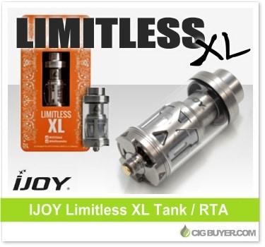 IJOY Limitless XL Tank / RTA
