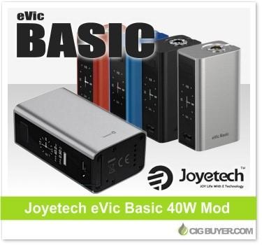 Joyetech eVic Basic Box Mod