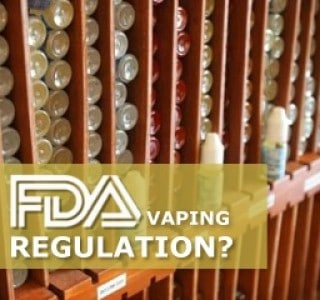 New FDA Vaping Regulations Now In-Place… What Does It Mean?
