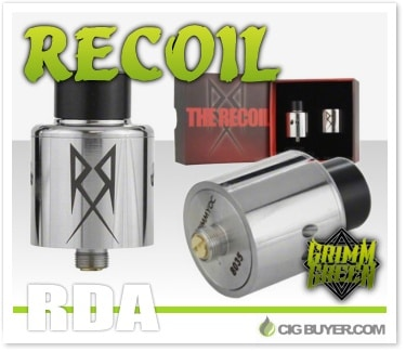 Recoil RDA by Grimm Green / Ohm Boy