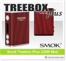 Smok Treebox Plus 220W Box Mod – $37.99