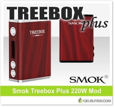 Smok Treebox Plus 220W Box Mod