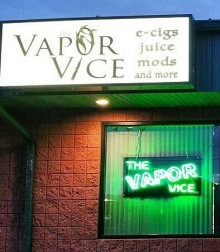 The Vapor Vice