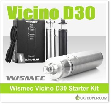 Wismec Vicino D30 Starter Kit
