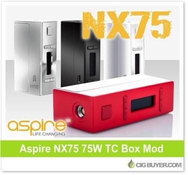 Aspire NX75-Z Box Mod