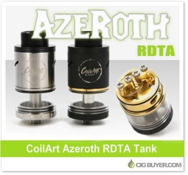 CoilArt Azeroth RDTA Tank