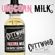 Cuttwood Unicorn Milk E-Juice
