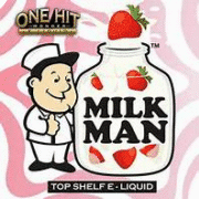 One Hit Wonder Milk Man E-Liquid