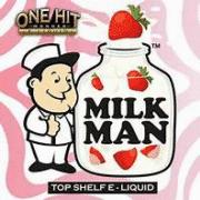 One Hit Wonder Milk Man E-Liquid