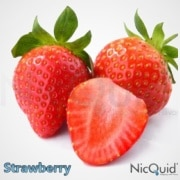 Nicquid Strawberry E-Liquid