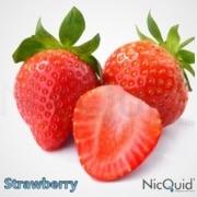 Nicquid Strawberry E-Liquid