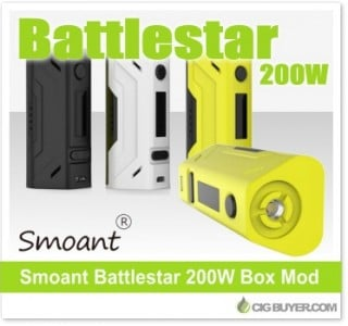 smoant-battlestar-200w-box-mod